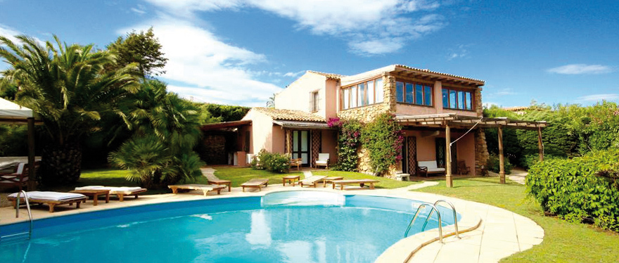 Porto Cervo: villa with private pool to buy