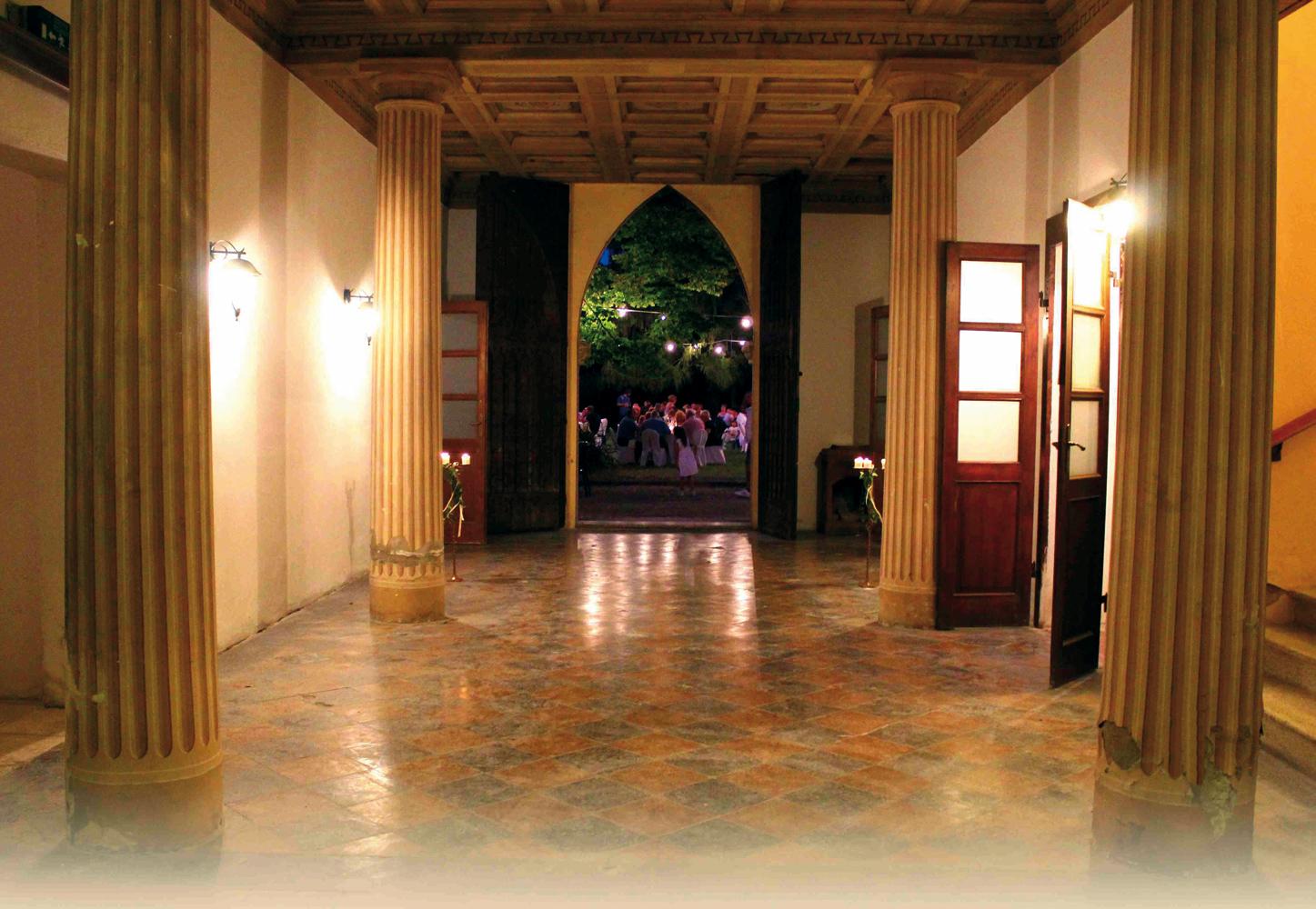 Castello di lugo in affitto location per matrimoni ravenna for Affitto castello roma